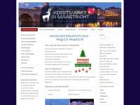 Kerstmarkt Maastricht 2018 - 2019 Magisch Maastricht