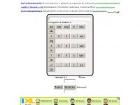 Rekenmachine-calculator.nl - Rekenmachine Calculator online