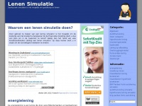lenen-simulatie.com