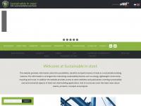 Sustainableinsteel.eu - Sustainable in steel