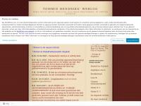 Tommie Hendriks' Weblog | NEMO NOVIT DEVM, MVLTI DE ILLO MALE EXISTIMANT, ET IMPVNE (Seneca)