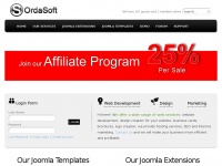 Ordasoft.com - OrdaSoft Web Design and Web Development - Joomla, Drupal, WordPress