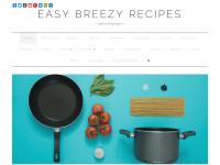 easybreezyrecipes.com