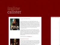 Izaline Calister official site
