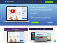 Typingmaster.com - Typing Master - Test & Train Your Typing Skills
