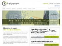The Livingstone Group  | Livelink to SharePoint migrations | SharePoint 2013 | Office 365