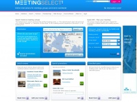 Meetingselect: Connecting meeting planners and travel bookers with inspiring conference hotels and unique meeting venues worldwide | Save up to 25% and best conditions | Awarded best website for online meeting booking and venue sourcing. More than 500.000 meeting & event venues and hotels for groups worldwide | Best rates and conditions | Specialist in meeting and hotel management and online venue finding | Book inspiring, creative, unique, green, sustainable or design meeting venues and hotels direct onlin
