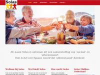 Solas.org - Solas - De gezellige vriendenclub voor singles