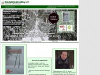 Dodelijke hobby - Gratis e-boek voor de feestdagen!