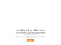 Van der Valk Cadeaucard | Valk Exclusief | Home - Van der Valk Cadeaucard