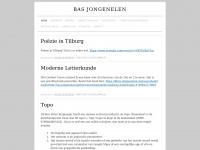 Bas Jongenelen