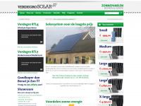 Verdegrosolar - Zonnepanelen besparen & subsidie