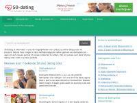 50-dating.nl - 50 Plus Dating voor Senioren & 50 plussers: Vergelijk 50+ Datingsites