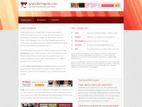 Gratis datingsite - Overzicht van gratis dating op internet.