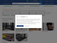 Deurmat (op maat) nodig? Gratis verzending - Veegjevoeten.nl