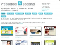 WebTotaal Zeeland Webdesign