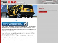 De Haas Autostyling Eindhoven
