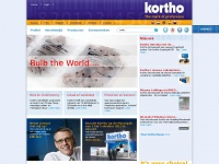 Kortho.eu - Kortho Coding and Marking - Nederlands - The Mark of Preference