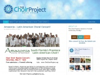 Thechoirproject.org - The Choir Project - Naples Sings