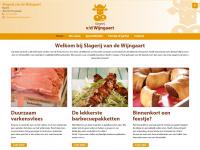 slagerijvdwijngaart.nl