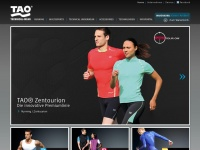 Tao.info - Startseite - Sport- & Laufbekleidung - TAO® Technical-Wear