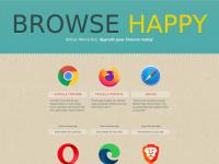 Blij surfen