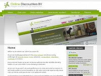 Online Discounters BV - Home