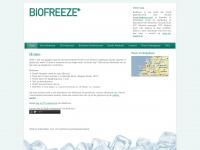 Biofreeze - Home