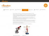 Fitness Link pagina met handige links voor informatie over fitness en fitnessapparatuur