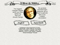 willemderidder.com