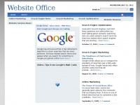 Best Online Marketing | Search Marketing | Search Optimization | WebsiteOffice.com