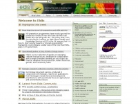 Eldis.org - Sharing the best in global development research for policy and practice.   Eldis