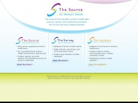 Womenshealthdata.ca - The Source - Women's Health Data Directory