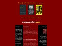 [ Maar wat is het? ] - Veel beter dan andere websites!