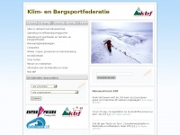 klimenbergsportfederatie.be