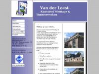 Vanderleestmontage.nl - Van der Leest kunststof Montage & Timmerwerken