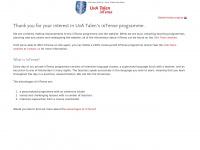UvA Talen inTense | Full-immersion language training in Amsterdam