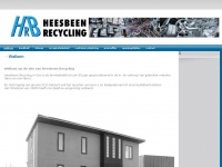 heesbeenrecycling.nl