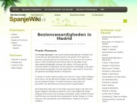 spanjewiki.nl