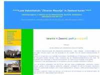 vakantiehuis-zeeland.com