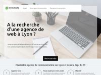 Service agence de communication sur Lyon - mensmedia.eu