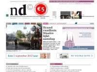 Cookies op ND.nl - Nederlands Dagblad