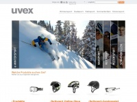 Uvex-sports.de - uvex sports / protecting people