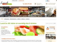 Lunchroom Uden - online broodjes bestellen | Lunch for All