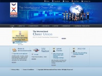 Cheerunion.org - International Cheer Union