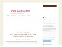pure-essence.net