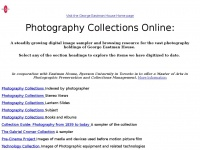 Geh.org - George Eastman House Photography Collections Online