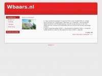 wbaars.nl