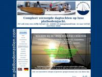 zeilen op het IJsselmeer, dagtochten op luxe platbodem. Dagje Teambuilding-Relatiebeheer-Bedrijfsuitje
