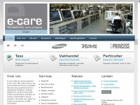 Videp.be - E-care Repair Services - België - Home